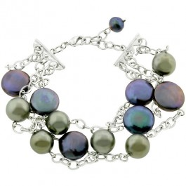 Chain of Pearls Bracelet