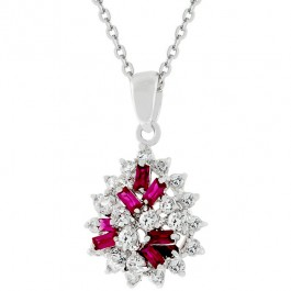 Cluster of Ruby