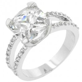 Pop Star Engagement Ring