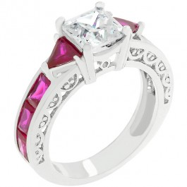 Ruby Regal Ring