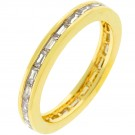 Golden Stacker Ring
