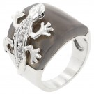 Lizard Fashion Ring