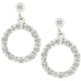 Perfect Circle Hoop Earrings
